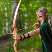 An Elvish Archer