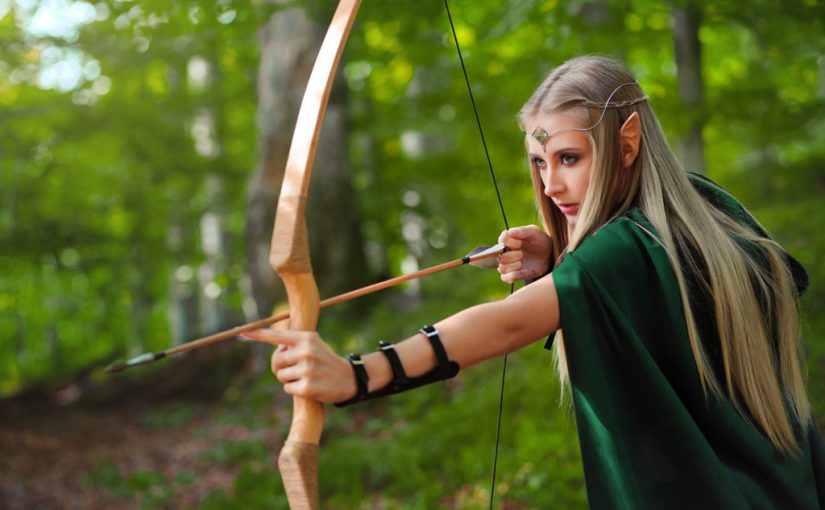 An Elvish Archer