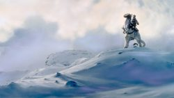 Hoth, from Star Wars